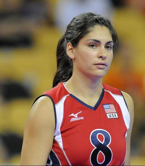 Cynthia Barboza, USA National Women's Volleyball Team