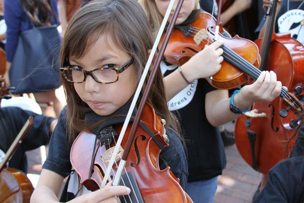 STEAM Plus Program, Kids Talk Radio, The Los Angeles Children's Orchestra