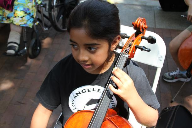 The Los Angeles Children's Orchestra, Kids Talk Radio