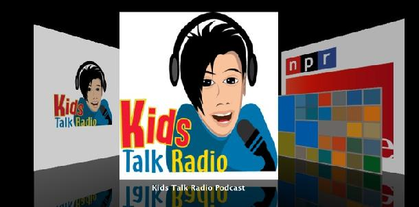 Kids Talk Radio YouTube Video Podcasts