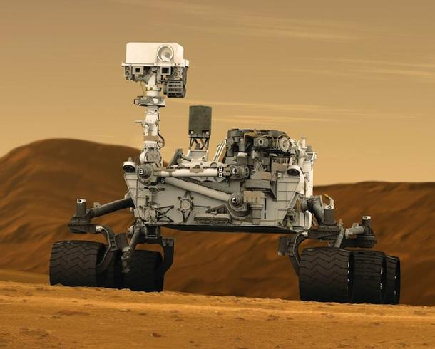 John Wright, Bob Barboza, Kids Talk Radio Science, Kids Talk Radio, Mars Rover, Curiosity